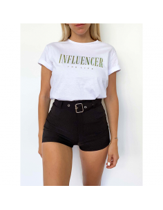 Remera Alg Influencer