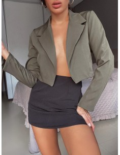BLAZER CROP KATY